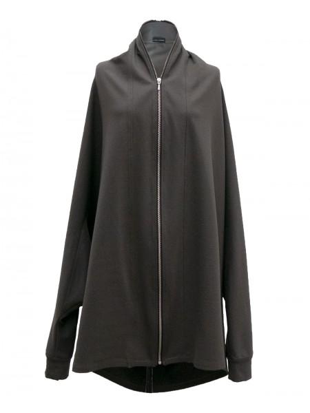 Oversized Upside-Down Jacket