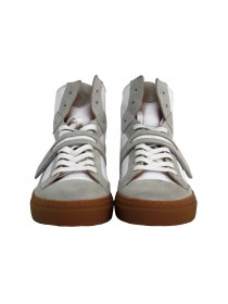 High Top Sneakers | White