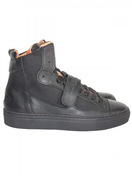 High Top Sneakers | Black