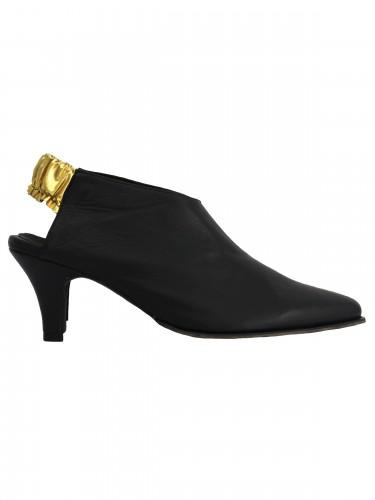 Mermaid Shoes | Black