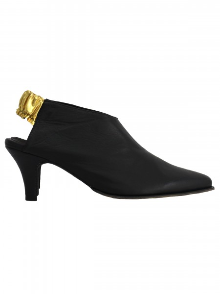 Mermaid Shoes | Black